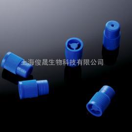 聚乙烯PE 试管盖 蓝色试管盖