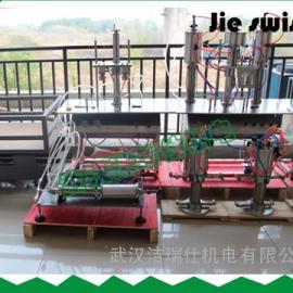 聚氨酯泡沫填缝剂灌装生产线