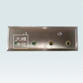 配气箱(二氧二吸)|不锈钢配气箱|医院配置|