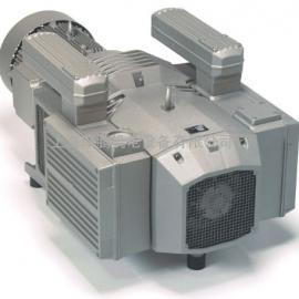 日本贝克帮浦 旋片帮浦 DTLF250贝克帮浦 无油气体冷却真空