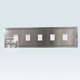 不锈钢柜子|5孔插座箱|全不锈钢产品|净化配件
