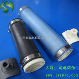 江苏瑞都管道曝气器,曝气膜管,曝气管,微孔管式曝气器
