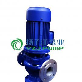 不锈钢排污泵:GW型防爆耐腐蚀管道排污泵,无堵塞排污泵