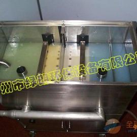 梅州餐厅油水分离器/高效油水分离器