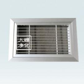喷塑回风窗|调节百叶窗|排风窗|净化回风窗|可开固定百叶窗