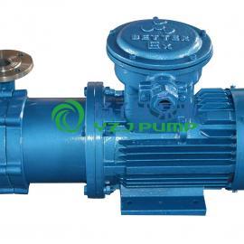 CQB磁力泵:CQ型防爆不锈钢磁力泵,耐腐衬氟磁力泵,高温