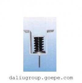 V型吊式�p震器
