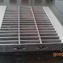 商场地下车库热镀锌沟盖板参数|佛山直销钢格栅沟盖板
