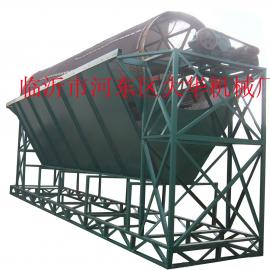 大型煤炭滚筒筛块煤与煤粉分离
