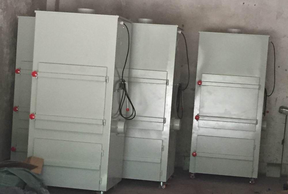 简易型工业集尘机――手动集尘器-3HP集尘机-5HP集尘器