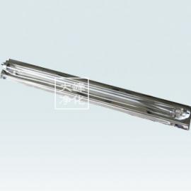杀菌灯  1*40W 30W 20W不锈钢斜边杀菌灯 吸顶式净化灯 弯管灭菌&