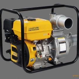 4寸便携式汽油水泵