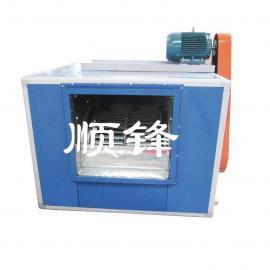 柜式�x心�L�C 低噪音消防排���C 豪�A型
