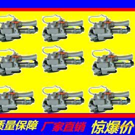 PET气动棉包打包机/塑钢带打包机