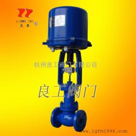 ZAZP-16K电动二通调节阀(蒸汽、水/流量压力温度)