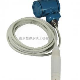 投入式液位计量程科定制现场显示4-20mA远传控制螺纹安装