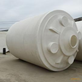 50吨大型塑料储罐50立方加厚塑料水箱定制化工贮罐厂家