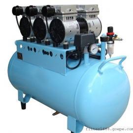 高品质静音无油式气泵空气压缩机
