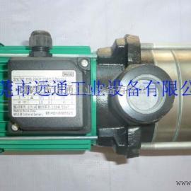 德国WILO(威乐)不锈钢卧式多级离心泵 MHI卧式离心泵