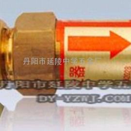 乙炔丙烷回火防止器阻火器