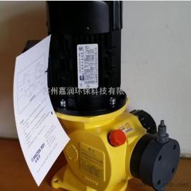机械隔膜泵GB1800PP4MNN