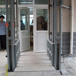供应银川石嘴山吴忠SJD液压升降机、链条式升降机。