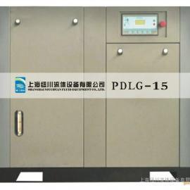 供应纽川品牌PDLG15KW固定螺杆式空压机