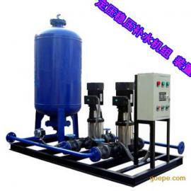 自贡囊式定压补水装置 隔膜罐真空脱气机组YDSQL