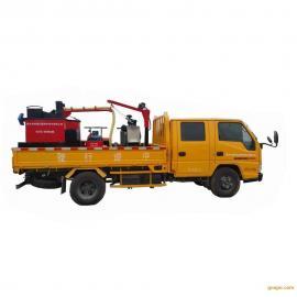 新乡时瑞SR-C600D车载式路面灌缝设备