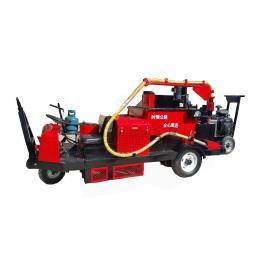 新乡时瑞SR-Z600D自行式路面开槽灌缝机
