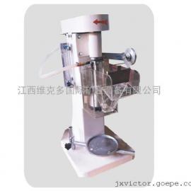 江苏苏州优质实验用浮选机 单槽浮选机 实验室选矿浮选机