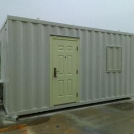 标准6米特种野营房可移动油田野营房规格钻井集装箱餐厅