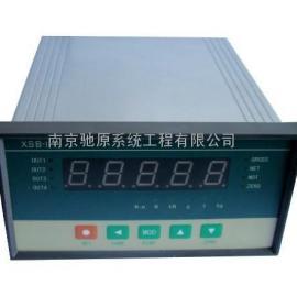 智能数显称重仪面板去皮变送输出4-20mA和DCS连接控制