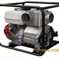 4寸本田污水泵|4寸本田泥浆泵 WT40HX
