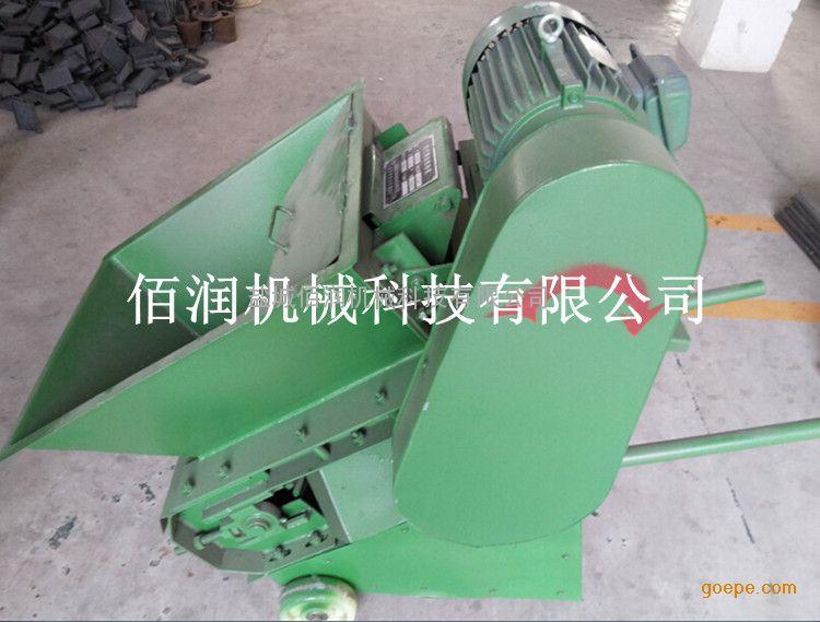S240铸造翻砂松沙机 手推式双轮松砂机