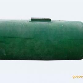 东台市高档小区用的6立方玻璃钢化粪池直销价格