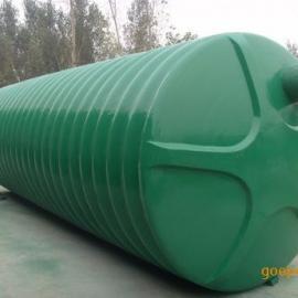 扬中市地埋式6立方玻璃钢化粪池最新报价