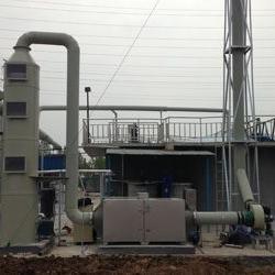 药厂废气治理 酸雾净化器 有机废气成套设备 废气净化塔 尾气净化