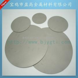 供应40%孔隙率气体分布烧结多孔钛板
