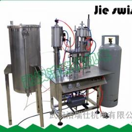 聚氨酯泡沫胶填缝剂生产线