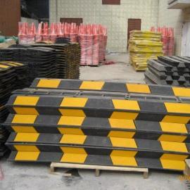 罗湖路锥厂家 盐田铸钢减速带厂家龙华减速带厂家