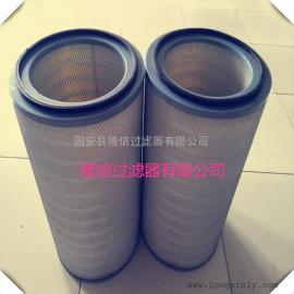 325*900喷涂喷粉塑室涂装除尘抛丸粉末回收滤芯滤筒