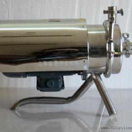 宜菱牌BAW-160卫生泵.不锈钢防爆卫生泵.卫生级离心泵