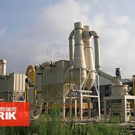 石灰石超细磨粉机生产线