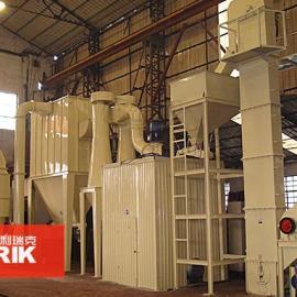 石灰石脱硫磨粉机生产线