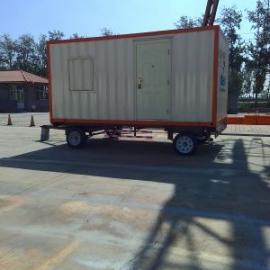 中石化野外勘探检测野营房可移动集体住人集装箱野营活动房屋