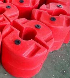 低价出售经久耐PE浮球 海水级专用浮球 水上管道浮体加工