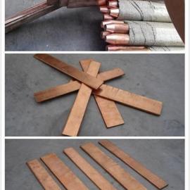 铜包钢接地扁线又叫铜包钢接地扁钢