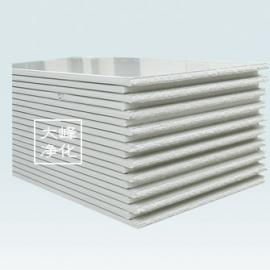 75机制板 泡沫夹芯板 彩钢板 药厂净化板(常规-泡沫板)