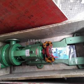 板框压滤机专用泵|无泄漏压滤机专用泵